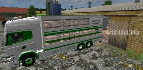 Scania Viehtransport Set v 1.0 460x226 Scania Viehtransport Set v 1.0