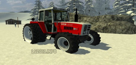 Steyr 8110 A Turbo SK 2 v 1.0 460x219 Steyr 8110A Turbo SK2 v 1.0