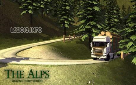 The-Alps-v-1.1-Forest-Edition-2