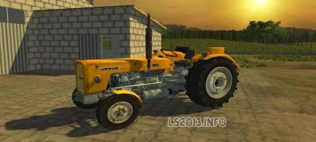Ursus C 360 Yellow 460x208 Ursus C 360 Yellow