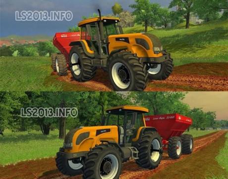 Valtra BH 210 MR 460x361 Valtra BH 210 MR