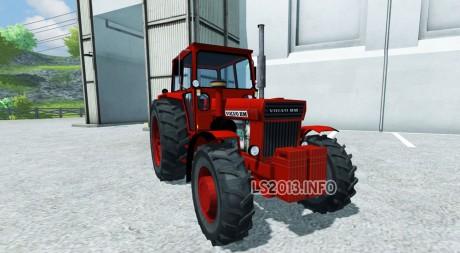 Volvo BM 814 1977 460x253 Volvo BM 814 1977