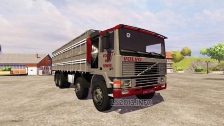 Volvo F12 460x260 Volvo F12 + Trailer