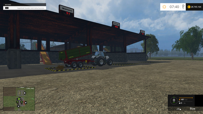 Big Farm Map V 1 2 - Farming simulator 2013, 2015 mods
