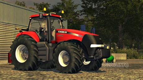 case tractor 460x258 Case magnum 370 v4
