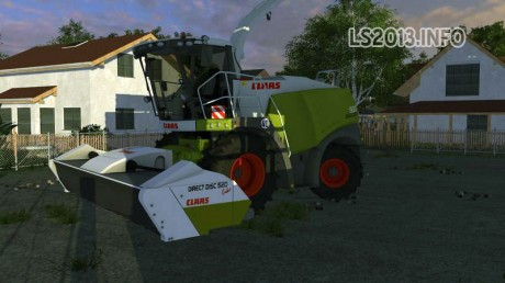 claas 460x258 Claas Direct Disc 520 v1