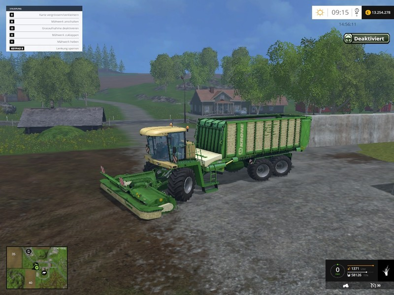 krone big l500 prototype v1 alpha Krone BIG L500 Prototype V 1.9