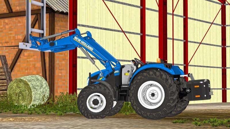 New Holland T4 75 Garden V 3 0 - Farming simulator 2013