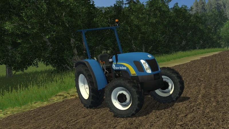 new holland t4050 cab less New Holland T4050 Cab Less V 1.0