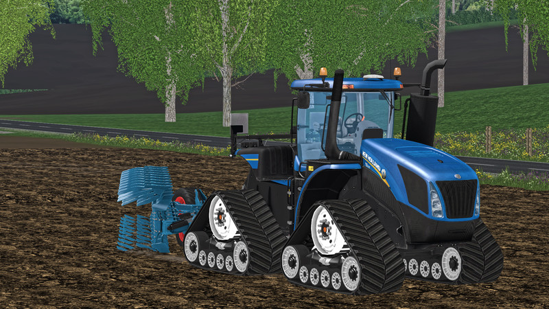 new holland t9 670 smarttraxx New Holland T9 670 SmartTraxx V 1.0
